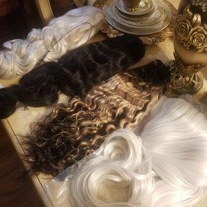 💗💗NWT Wig Beauty Bundle- 4 Wigs!!💗💗